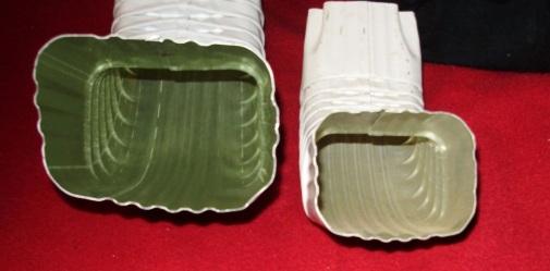 3x4 spouts (left)      2x3 spouts (right)