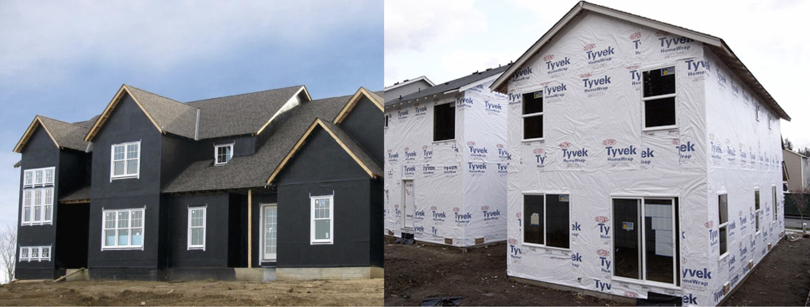 EnviroDri vs  House Wrap – Carlson Exteriors Inc
