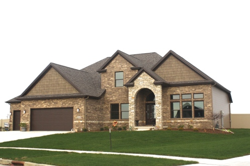 Pebblestone Clay Carlson Exteriors Inc