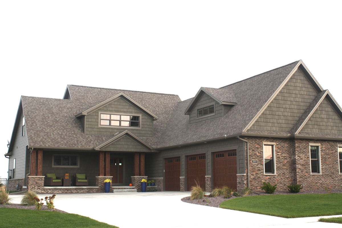 Weathered Wood Roofs Carlson Exteriors Inc