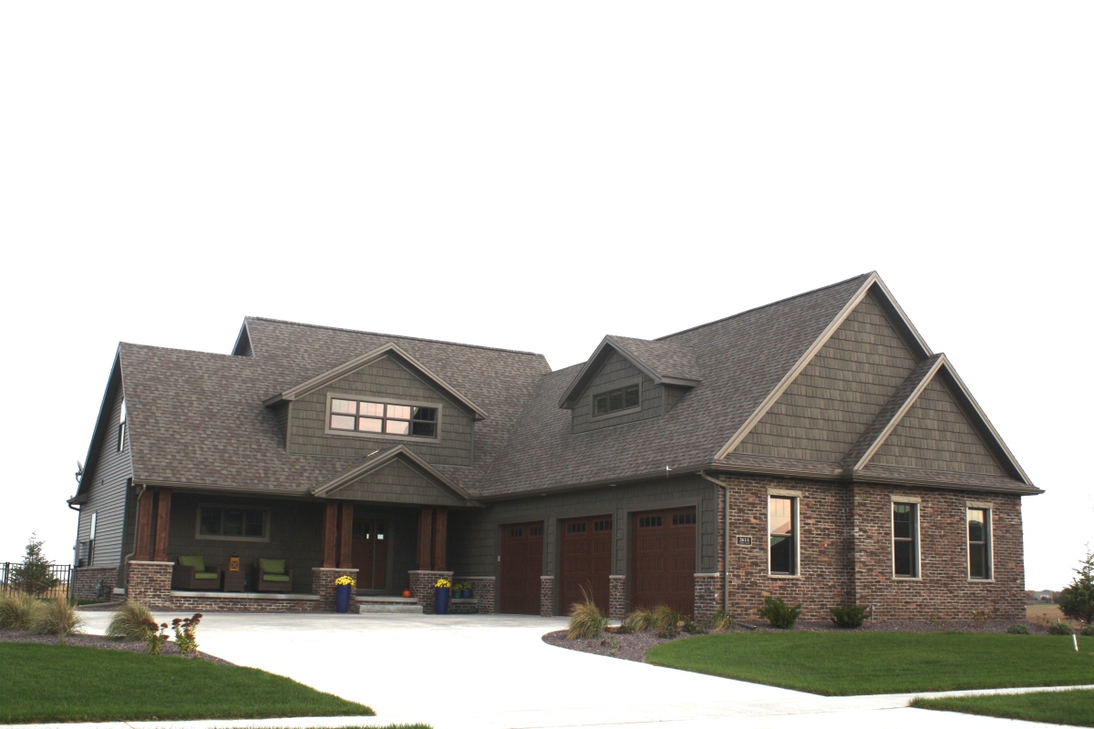 Dark Siding Combinations Carlson Exteriors Inc