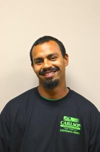 Eduardo Pozos Jr. - Foreman of Enviro Dri