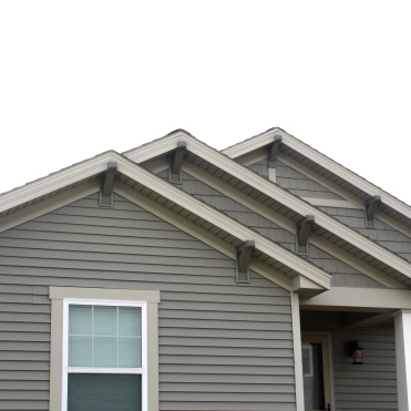 Updating your home on a budget carlson exteriors inc Gable accents