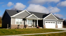 royal-ironstone-dark-grey-siding-ironstone-dark-grey-board-and-batten-ironstone-dark-grey-staggered-shakes-white-trim-white-garage-door-certainteed-landmark-moire-black-roofing-downs-il