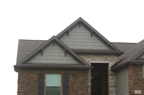 Gable Brackets are a simple way to make your home look expensive