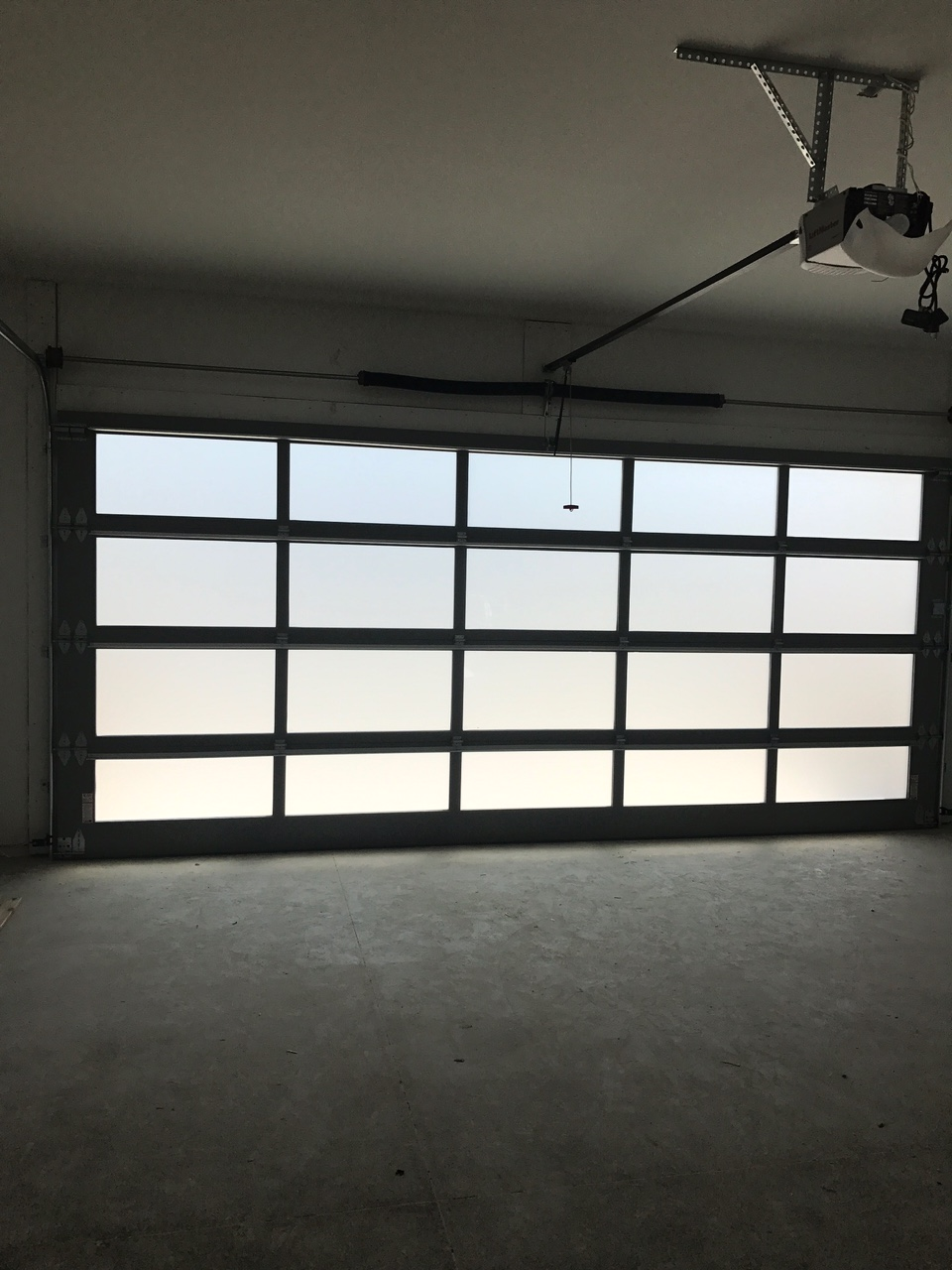All Glass Garage Door Home Remodeling Improvement Glass
