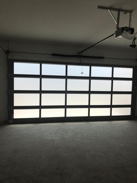 All Glass Garage Door Bloomington IL