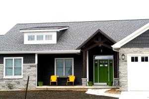 Landmark Pewter grey roof