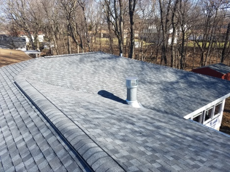 Pewter Grey Roof East Peoria