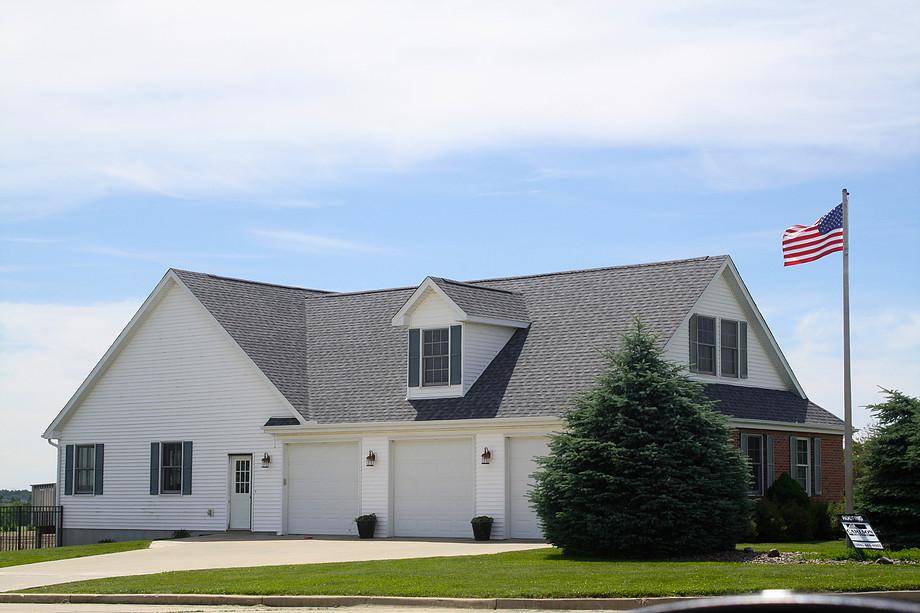 Roofing In Bloomington Landmark Pro Max Def Pewter
