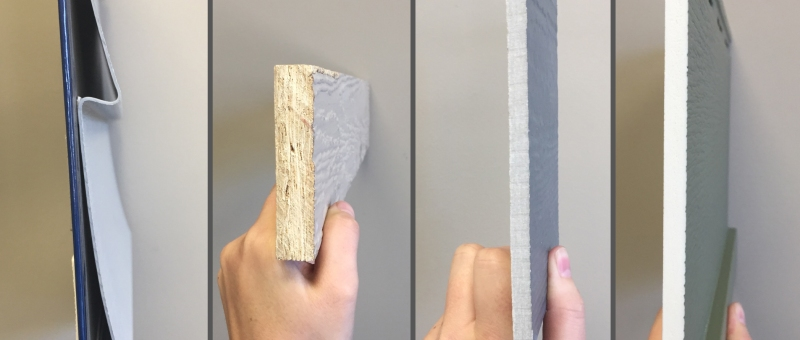 Remodeling carlson exteriors inc for Smartside vs hardie