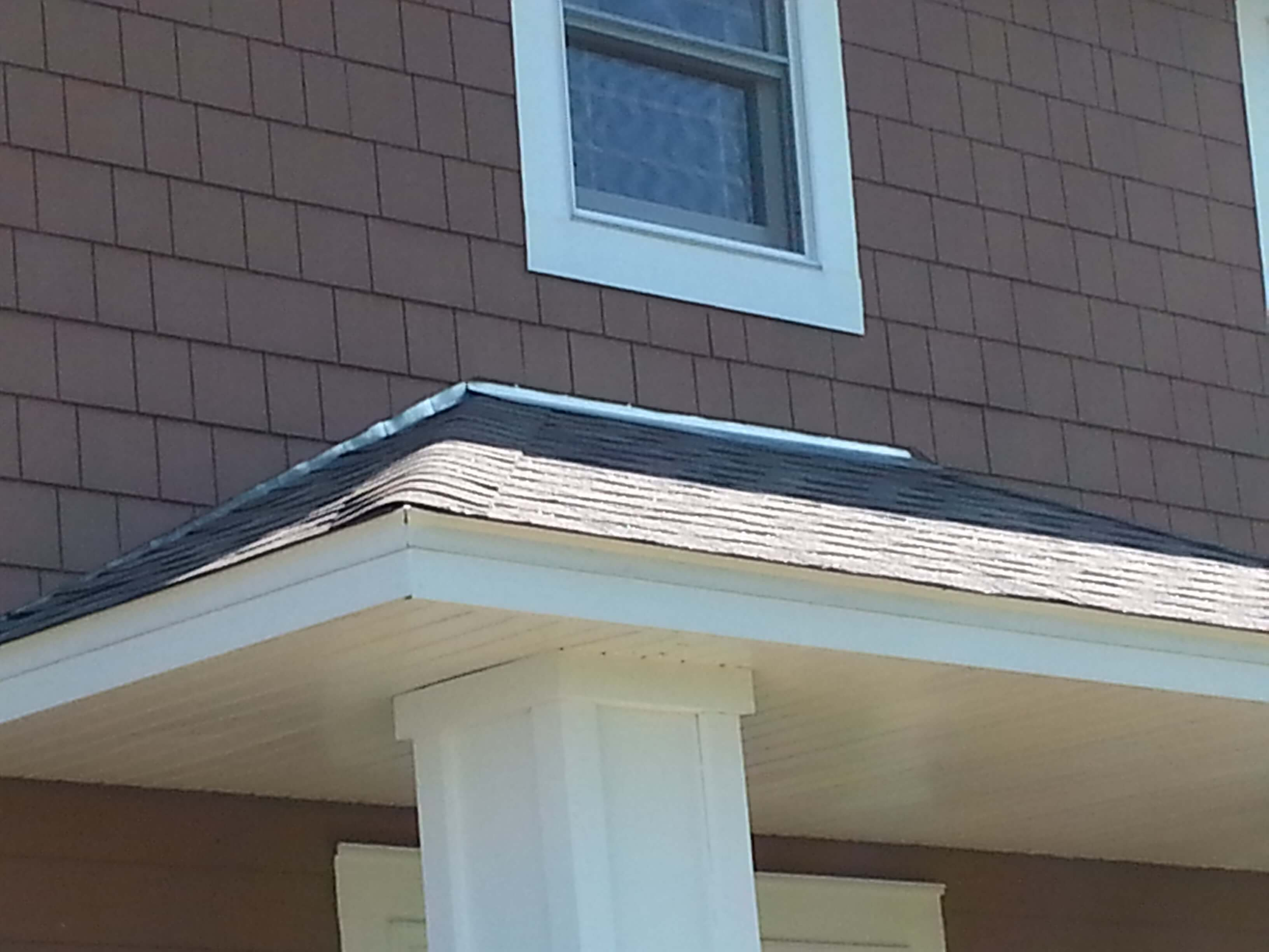Flashing Detail To Allow For Expansion Of Siding Carlson
