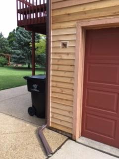 Cedar Siding panel repairs in bloomington il
