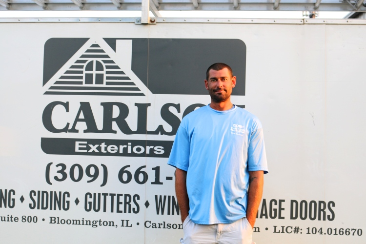 Brad Smith Carlson Exteriors Employee of the Month October.JPG