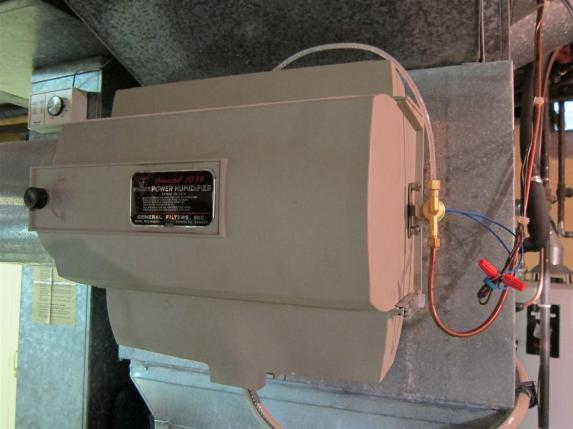 Furnace humidifiers are often forgotten to be adjusted during winters and create too much humidity. This moisture freezes when it hits your attic