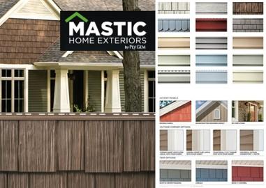 mastic brochure