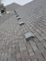 Roof vent replacement in bloomingotn il