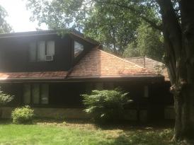 Bloomington il wood shake repair for roof