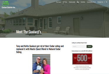 Meet the Gualazzi's Customer Spotlight