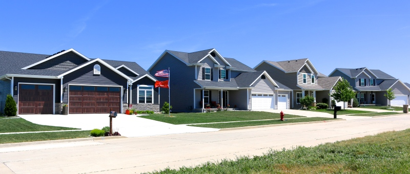 Subdivisions are a great place to get color selections.