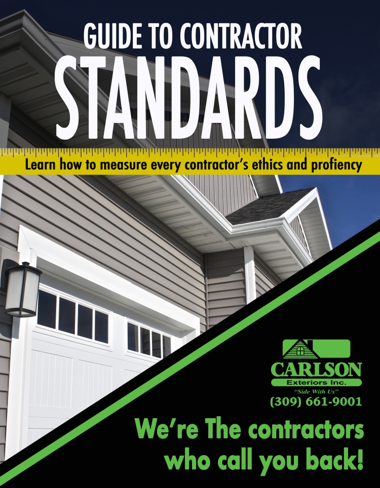 1 - 2019 Contractor Standard Guide front outside cover